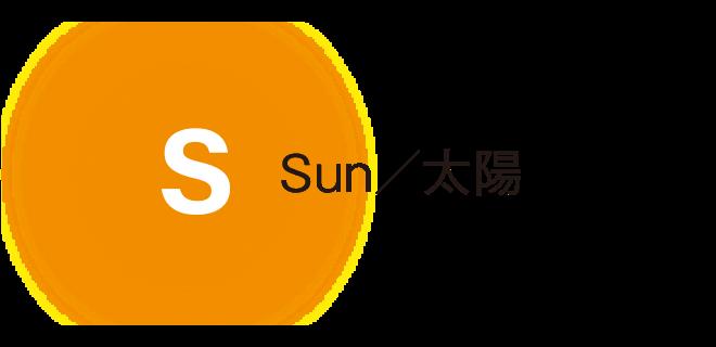 SUN太陽
